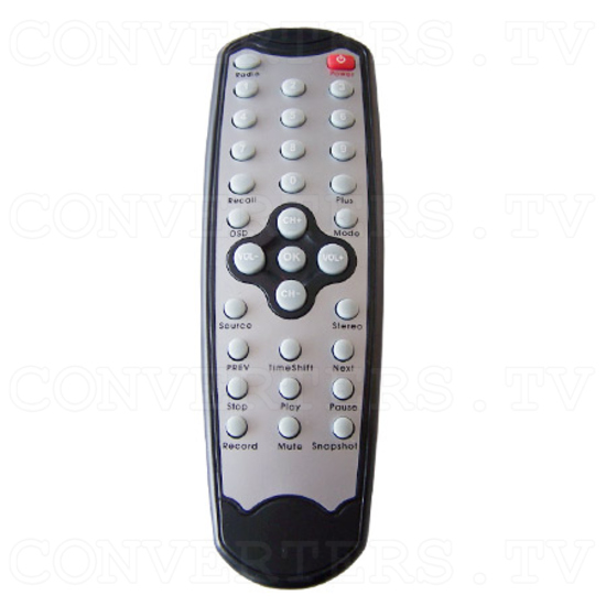 USB 2.0 High Speed TV Box - Remote Control