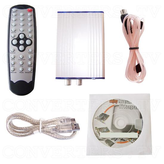 USB 2.0 High Speed TV Box - Full Kit