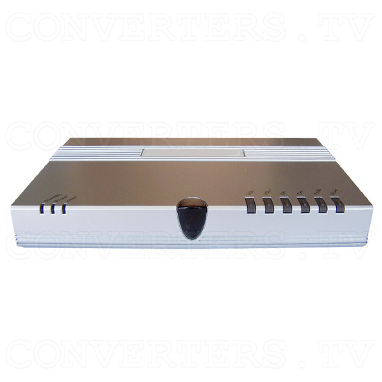 Stand Alone TV Tuner Box - Smart TV EZ-2 - Front View