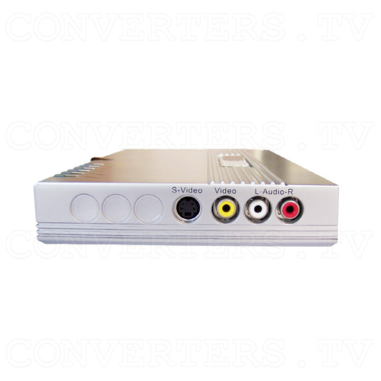 Stand Alone TV Tuner Box - Smart TV EZ-2 - Right View