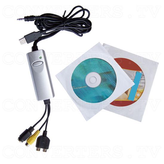 DVD Maker USB 2.0 - Full Kit