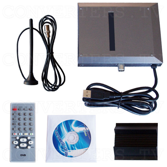 AVI to MPEG Converter with Terrestrial Digital TV - DVBT USB - Full Kit