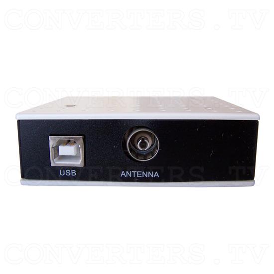 Digital HDTV capture box - Back View