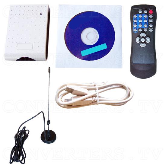 Digital HDTV capture box - Full Kit