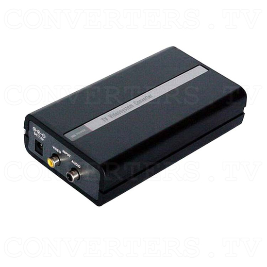 Analog NTSC to PAL Converter(CN-100P) - Full View