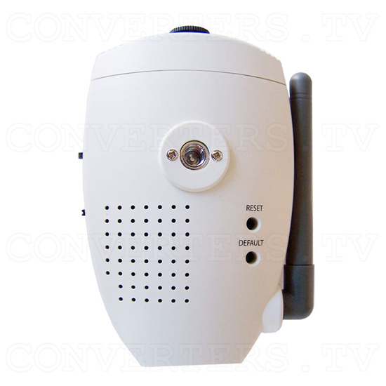IP Camera 4 in 1 - Top View