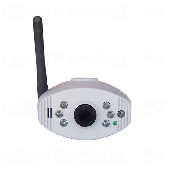 IP Camera 4 in 1 - Front View