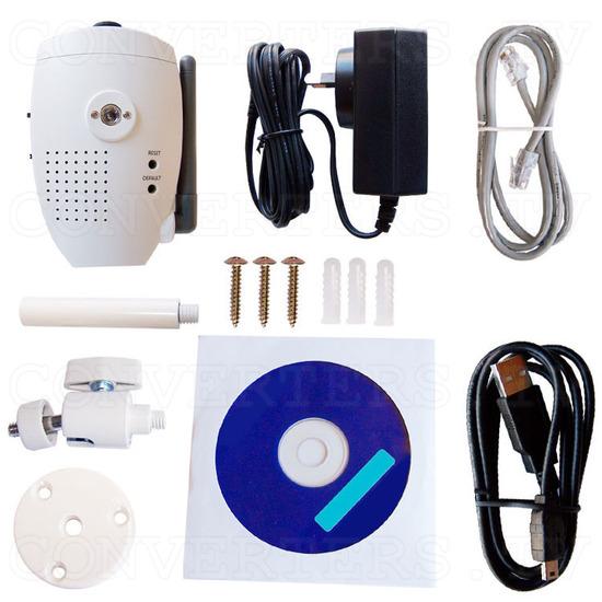 IP Camera 4 in 1 - Full Kit