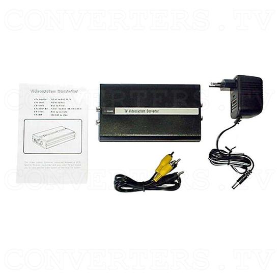 Analog NTSC to PAL Converter(CN-100P) - Full Kit