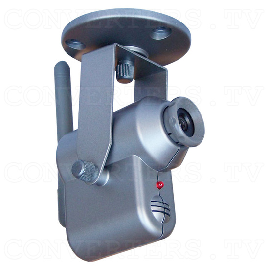 2.4GHz wireless CMOS camera & receiver with USB Video Capture - Camera -Full View