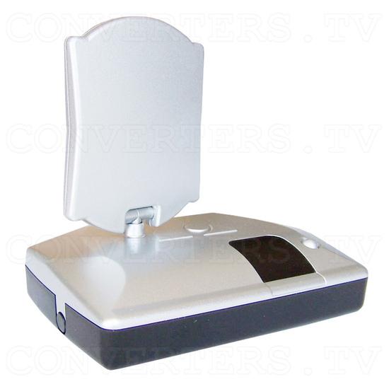 2.4Ghz Wireless Colour Camera Transceiver - Receiver Full View