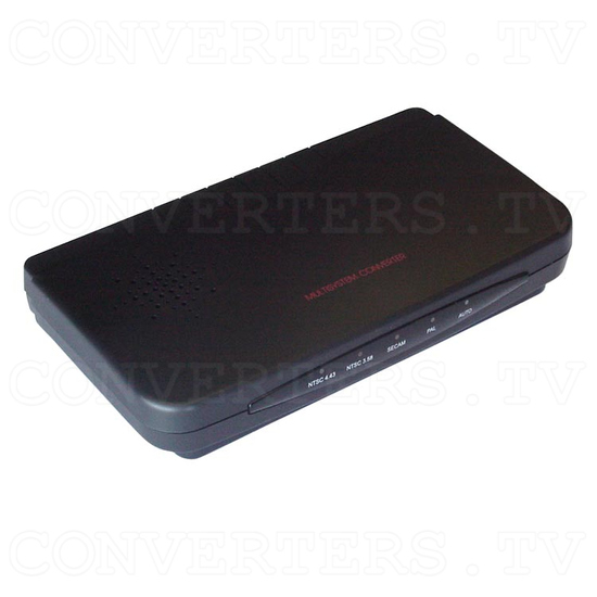 PAL to NTSC (NTSC to PAL) Video Converter / Convertor (CDM-600) - Full View
