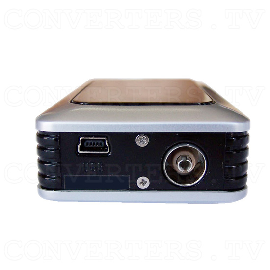 DVB-T set top box for USB 2.0 - Back View