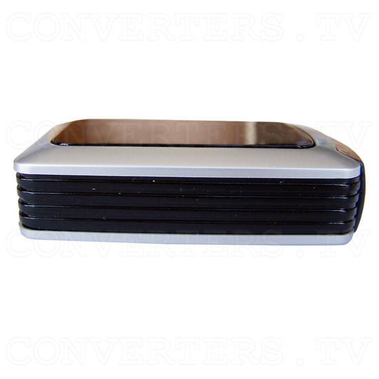 DVB-T set top box for USB 2.0 - Side View
