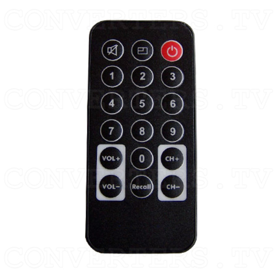 DVB-T set top box for USB 2.0 - Remote Control