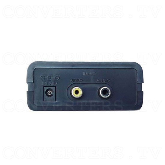 Analog NTSC to PAL M/N(CN-100PM/N) - Back View