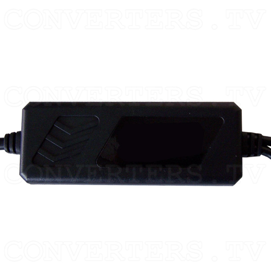 USB 2.0 Audio/Video Grabber - Close Up -Top View