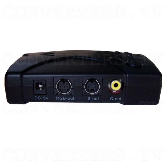VGA to RGB PAL NTSC Converter - Front View
