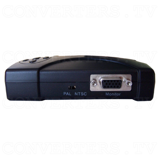 VGA to RGB PAL NTSC Converter - Back View