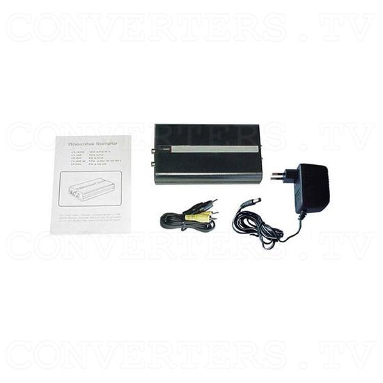Analog NTSC to PAL M/N(CN-100PM/N) - Full Kit