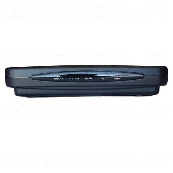 PAL to NTSC (NTSC to PAL) Video Converter / Convertor (CDM-600) - Front View