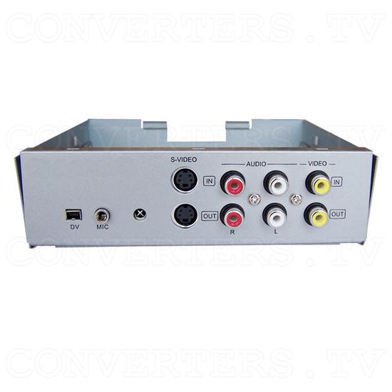 PAL AV + DV and TV Tuner Edit Kit - Video Bay Front View