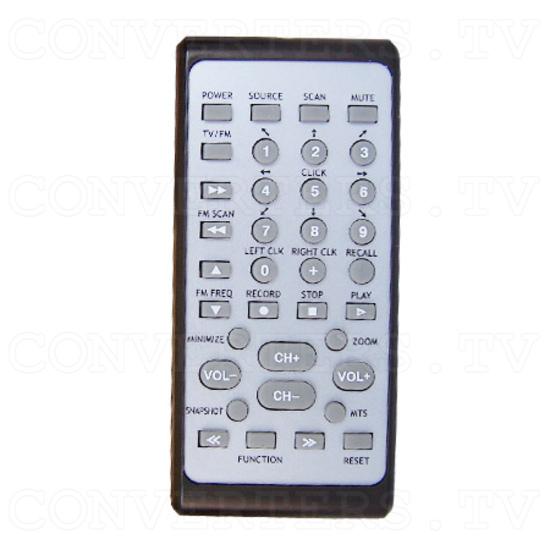 PAL AV + DV and TV Tuner Edit Kit - Remote Control
