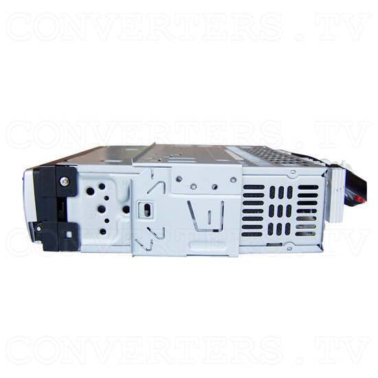 CAR DVD Player - Side View