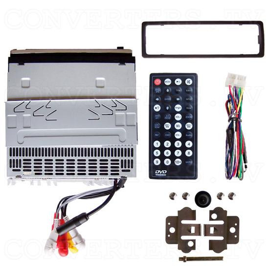 CAR DVD Player - Full Kit