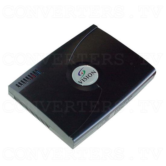 PAL to VGA DVI Converter - VTB100 - Full View
