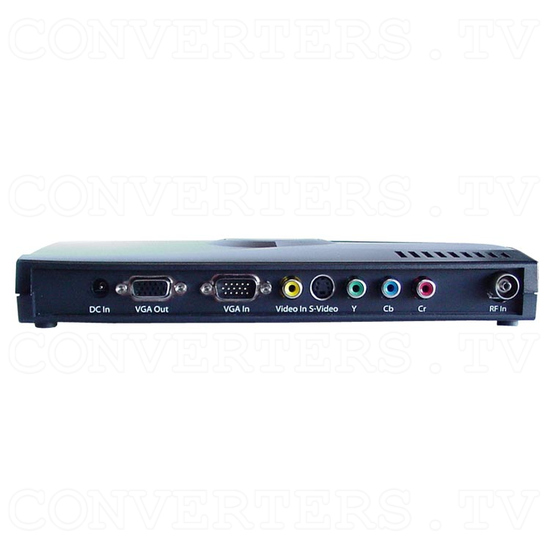 PAL to VGA DVI Converter - VTB100 - Back View