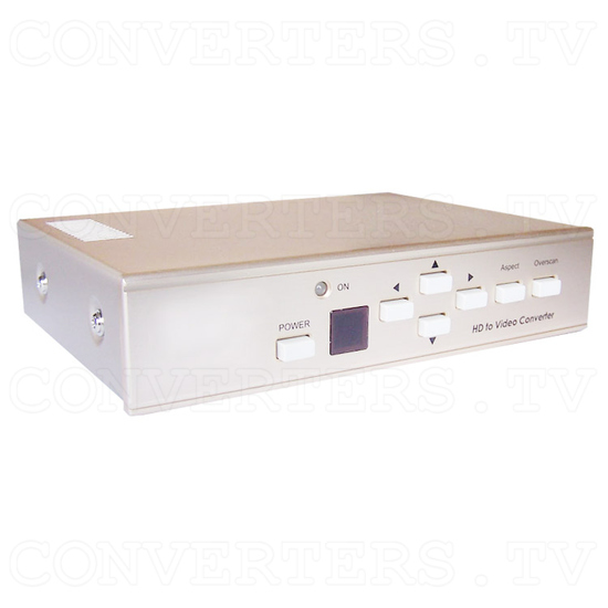 PC/HDTV to Video Scan Converter - Full View