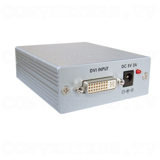 DVI to PC/HD Format Converter - Full View