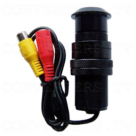 Car Rear Vision Colour Camera - Side View