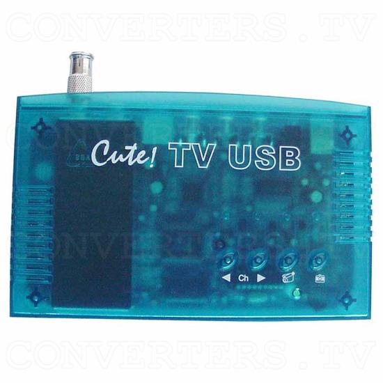 USB TV Box Cute TV - Top View