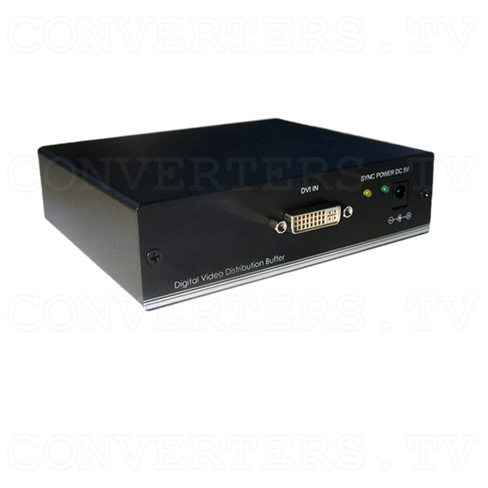 DVI Distributor 2 way - Full View