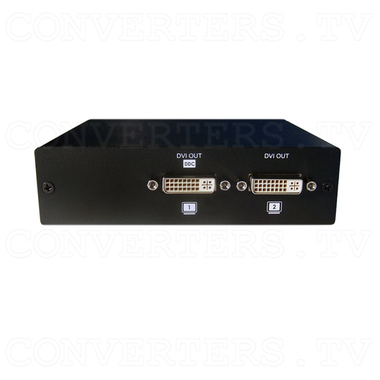 DVI Distributor 2 way - Back View