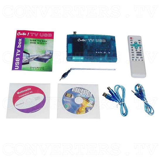 USB TV Box Cute TV - Full Kit