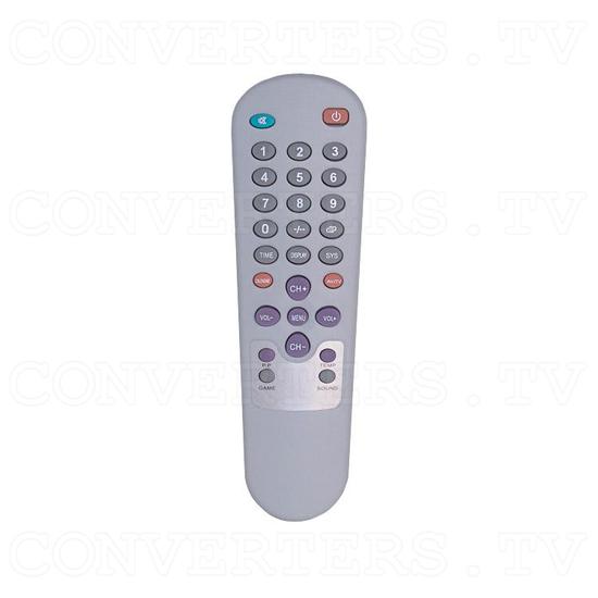PC TV Receiver SM-398L - Remote