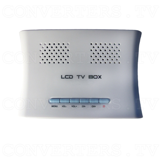 LCD PC-TV Receiver-SM-618 - Top View