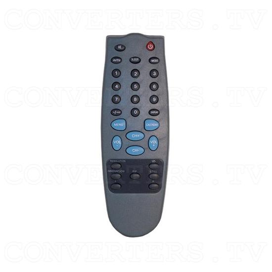 LCD PC-TV Receiver-SM-618 - Remote