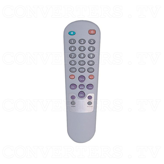 Digital TV Box DVB-S-SM-8028 - Remote