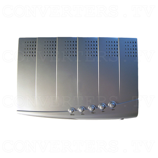 Full Intelligent Digital Program Selector-SM-818H - Top View