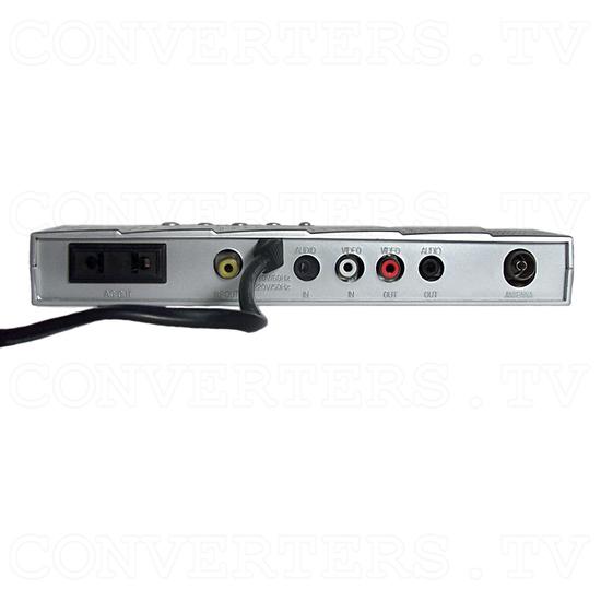 Full Intelligent Digital Program Selector-SM-818H - Back View