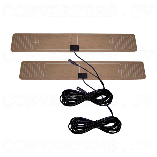Car Antenna for Digital TV - Full Kit