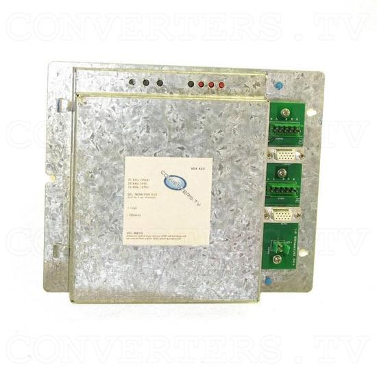 CGA to EGA to VGA Converter (Multi) - Front View