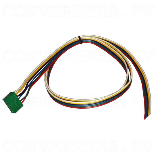 CGA to EGA to VGA Converter (Multi) - RGB Cable