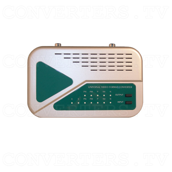 PAL to NTSC (NTSC to PAL) Universal Digital Video Format Converter / Convertor (CDM-630) - Top View