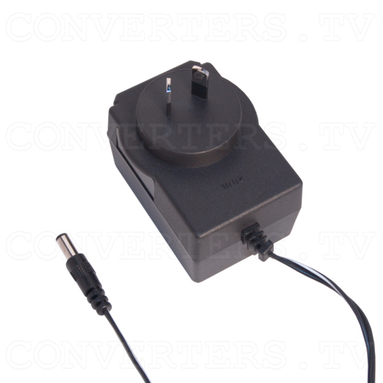 240VAC to 7.5V DC 500mA Power Supply - Center Positive - Full View