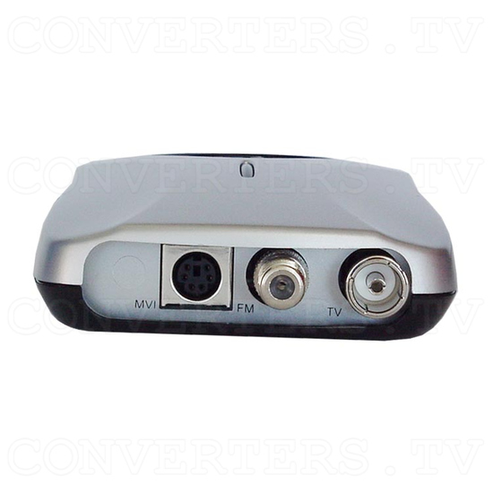 USB TV Box U-Shuttle - Back View